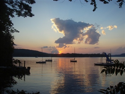 Kabeyun's Special Relationship with Lake Winnipesaukee