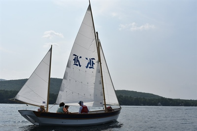 Kabeyun adds expedition sailboat, perfect for boys summer camp
