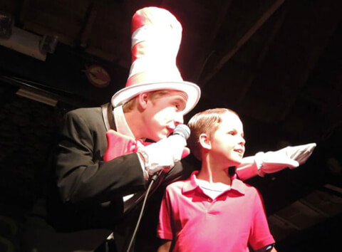 KAOS Production, Jul 2012 - Seussical, the Musical (58:51)