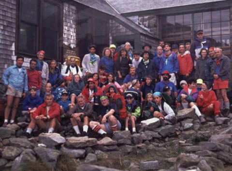 Kabeyun Family Camp Hikes, 1984-1995 (8:22)
