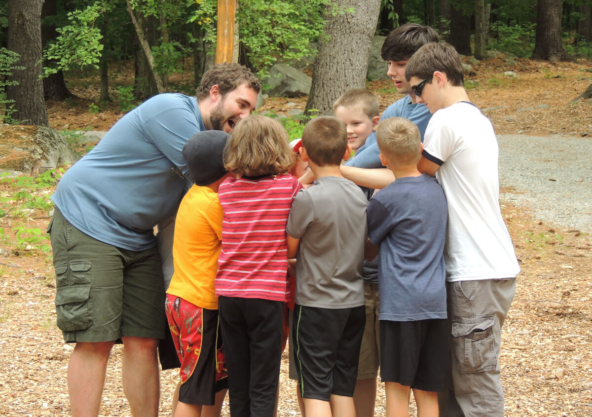 Sense of Community - New England boys summer camps
