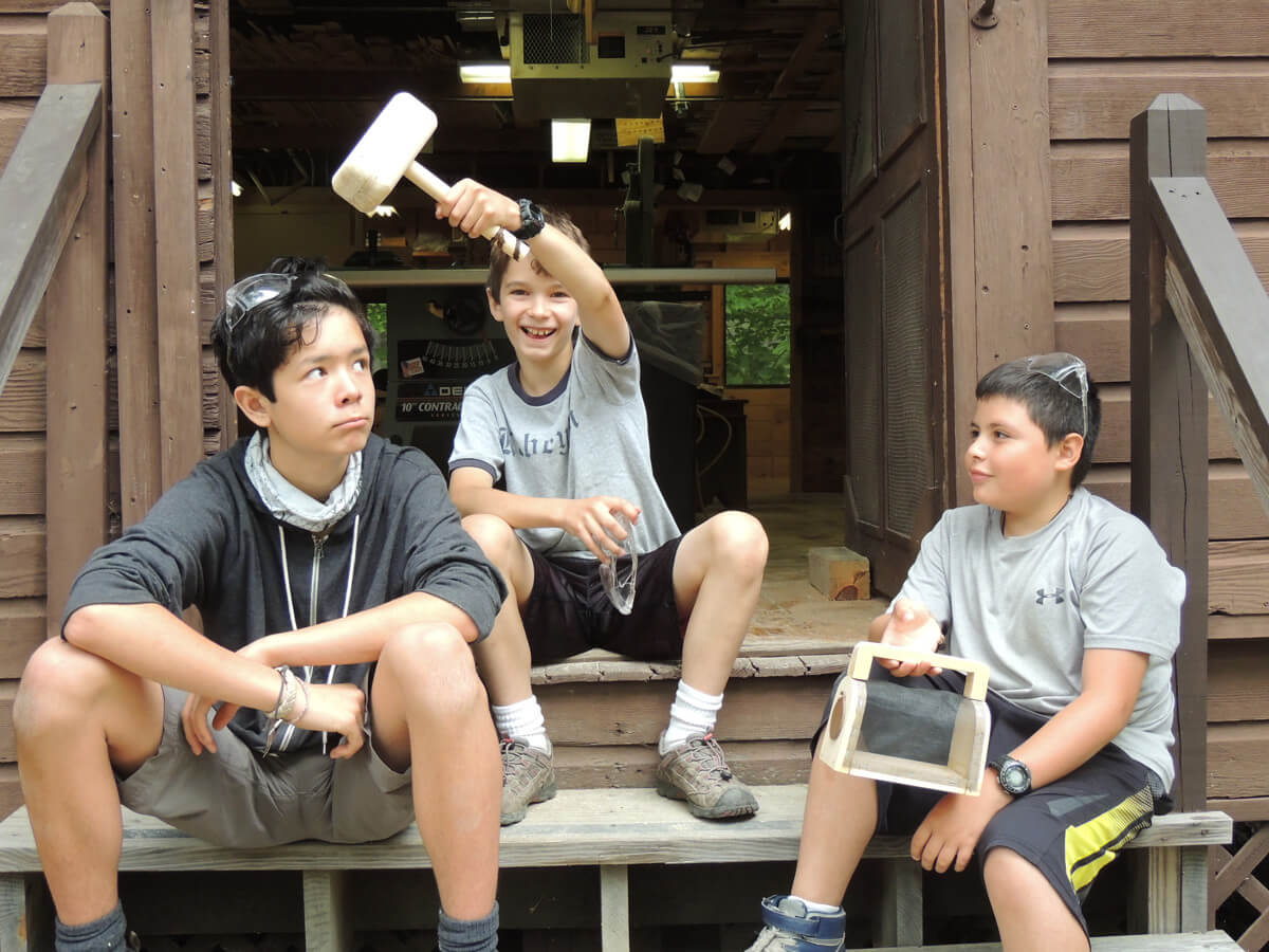 New England Summer Camp Experience- Kabeyun